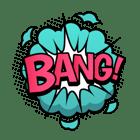 Bang Comic art