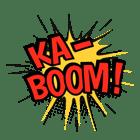 Ka-boom comic art