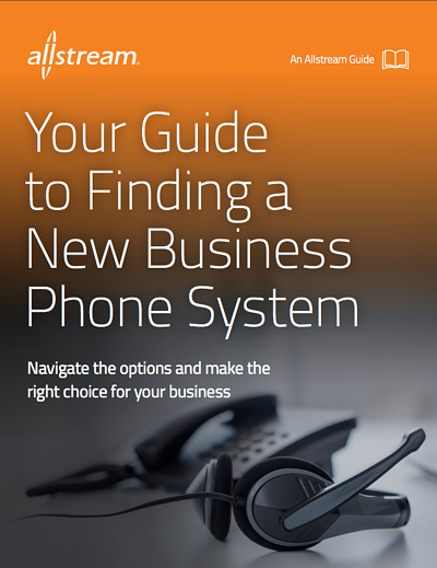 Phone Systems eBook Cover Page