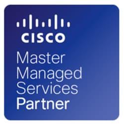 Cisco Master Managed Services Partner