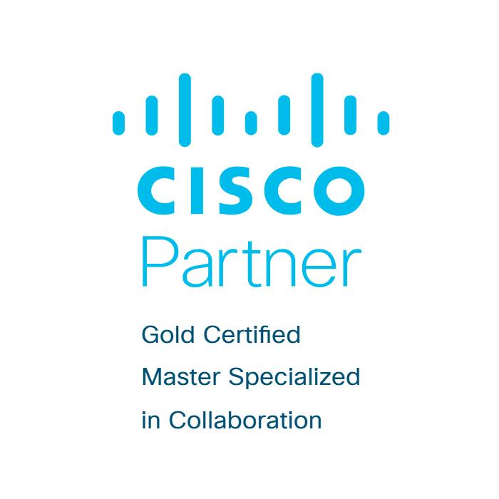 Cisco Partner Gold Logo